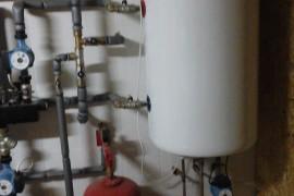 Частное отопление коттеджа