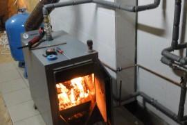 Отопление коттеджа