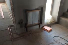 Отопление коттеджа алюминиевыми радиаторами