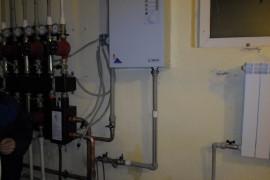 Электрический котел отопления дома